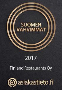 Suomen Vahvimmat - Finland Restaurants